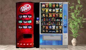 Vending machines in Dallas Fort Worth, DFW