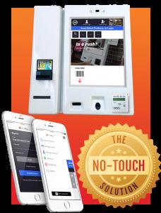 Bloomington and Terre Haute self-serve micro-market kiosks