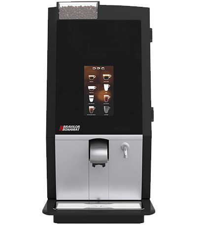 Coffee machines in Bloomington and Terre Haute