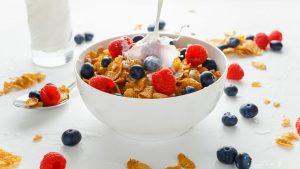 Breakfast in Bloomington and Terre Haute Break Rooms