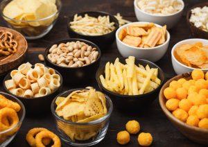 Snacks in Bloomington and Terre Haute