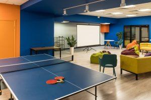 Subsidized Break Room Benefits in Bloomington and Terre Haute